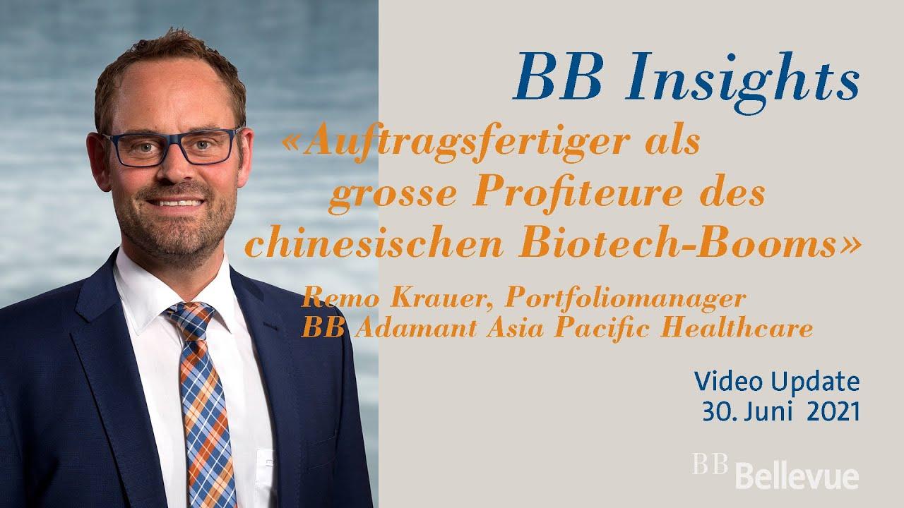 BB Insights Video Update - Healthcare Asia (de)