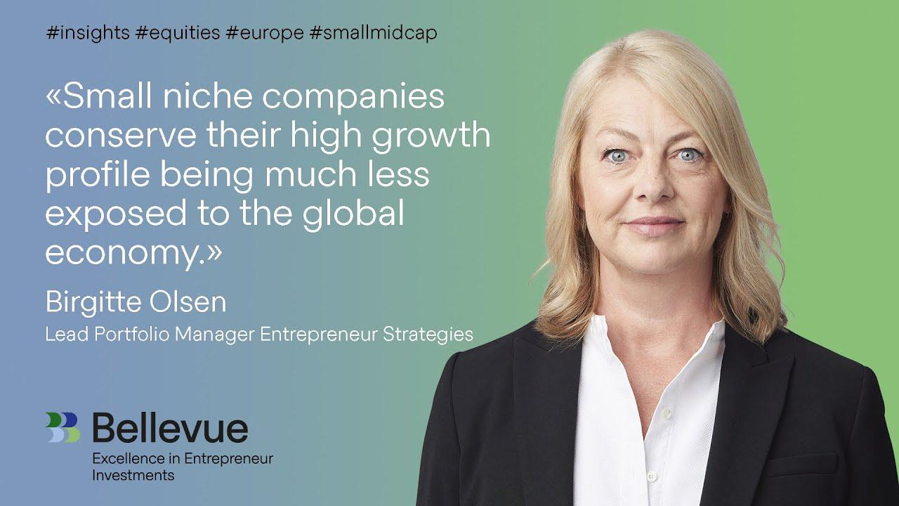 Birgitte Olsen in the Bellevue Portfolio Manager Spotlight