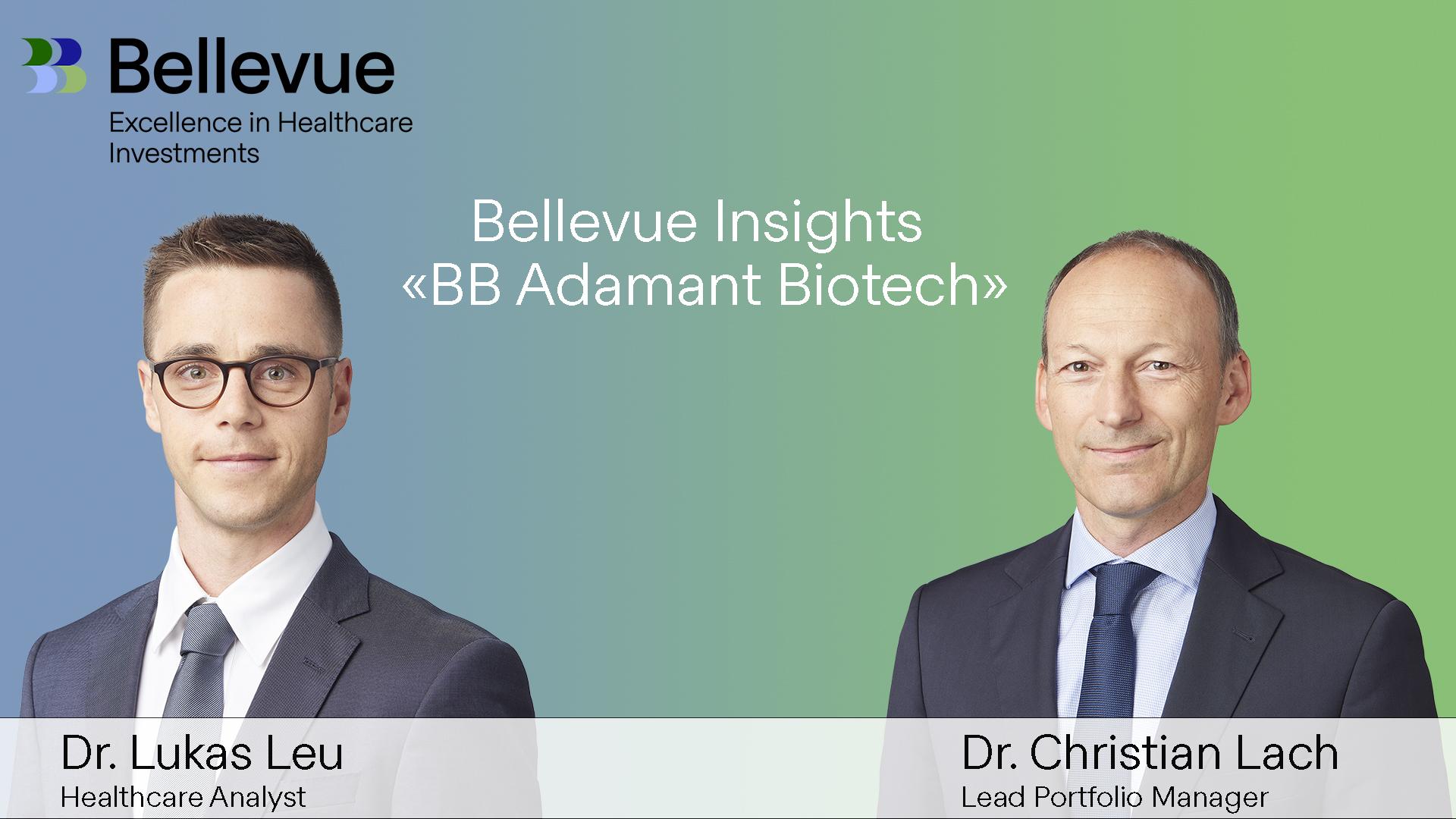 Bellevue Insights - BB Adamant Biotech (Lux) Fund 26.08.2021 EN